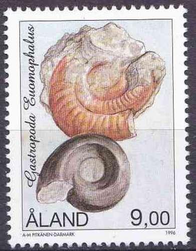 ALAND 1996 NEUF** MNH N° 119 Fossiles