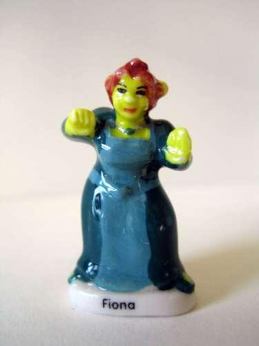 Fève brillante  - Princesse Fiona dans Shrek 2010