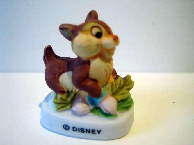 Fève mate - Le lapin dans Bambi de Disney
