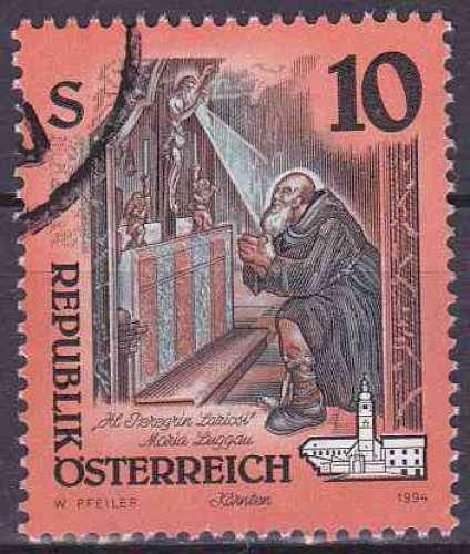 AUTRICHE 1994 OBLITERE N° 1961