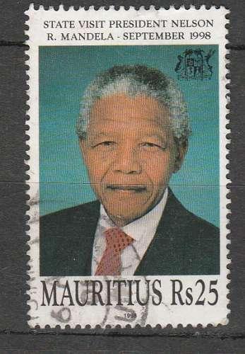 Maurice  Mandela  YT 907 o