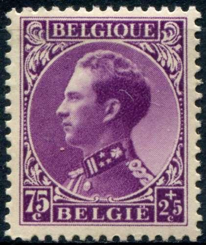 BELGIQUE  _  Y & T  :  N°   391  *  -  Cote  :   3,00  €