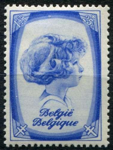 BELGIQUE  _  Y & T  :  N°   493  *  -  Cote  :   1,50  €