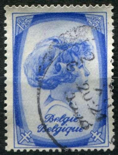BELGIQUE  _  Y & T  :  N°   493  (o)  -  Cote  :   1,50  €