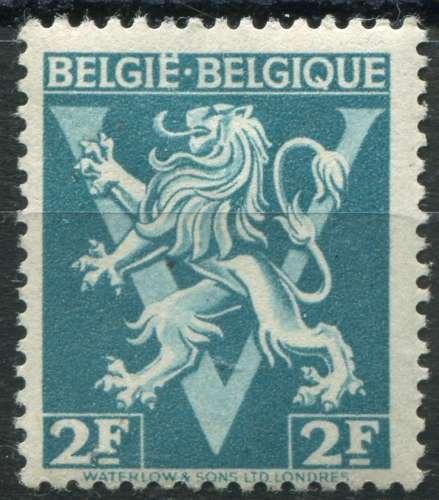 BELGIQUE  _  Y & T  :  N°   684A  *   -  Cote  :  3,00  €