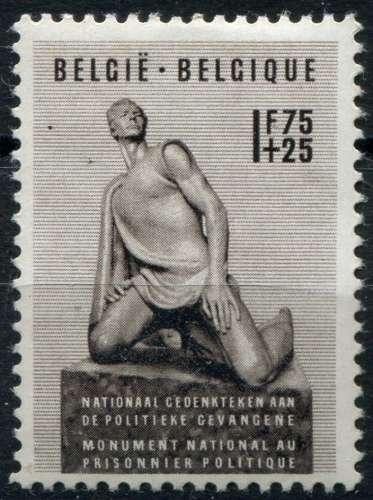 BELGIQUE  _  Y & T  :  N°   860  *   -  Cote  :   1,00  €