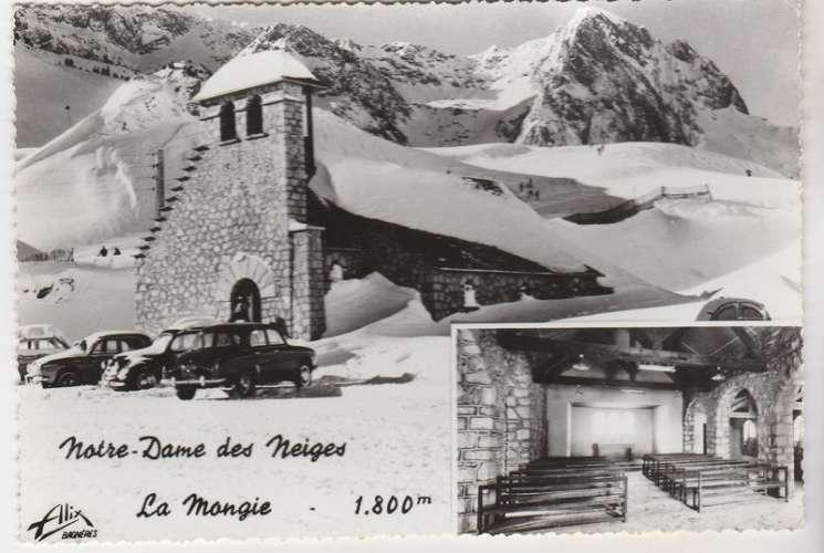 cpsm 65 Bagnères-de-Bigorre La Mongie