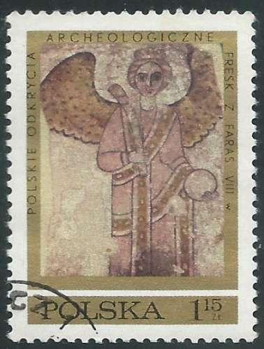Pologne - Y&T 1919 (o) - Fresques -