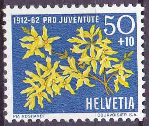SUISSE 1962 NEUF** MNH N° 704