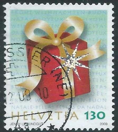 Suisse - Y&T 2060 (o) - Noël -