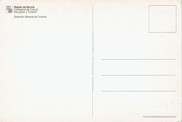 LORCA : Semana Santa - Desfiles Biblico-Pasionales 1992 - 16 x 11 cm