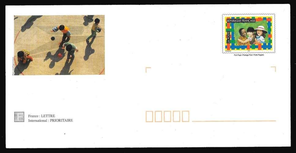 FRANCE - enveloppe PAP prêt à poster - Cinquantenaire de l'U.N.I.C.E.F - année 1996