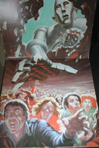 Vinyle 1977 Queen News of the world Pathé Marconi EMI 2C 068 6860033