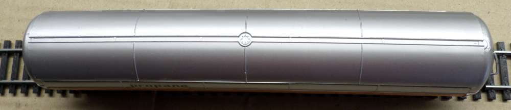 ho-jouef - wagon sncf propane butagaz sati..... état neuf