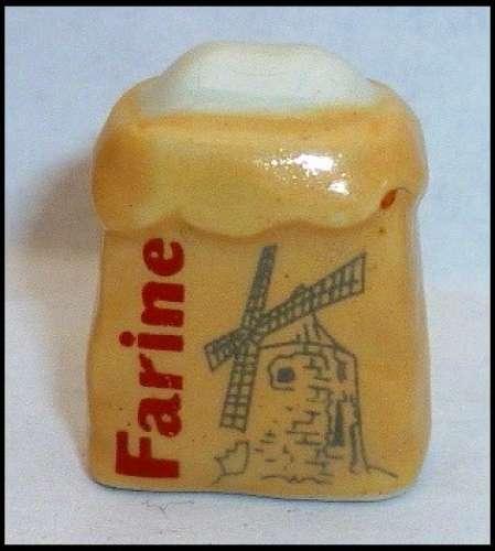 Fève de la série Galette des Rois Pasquier - Sac de farine - 2008