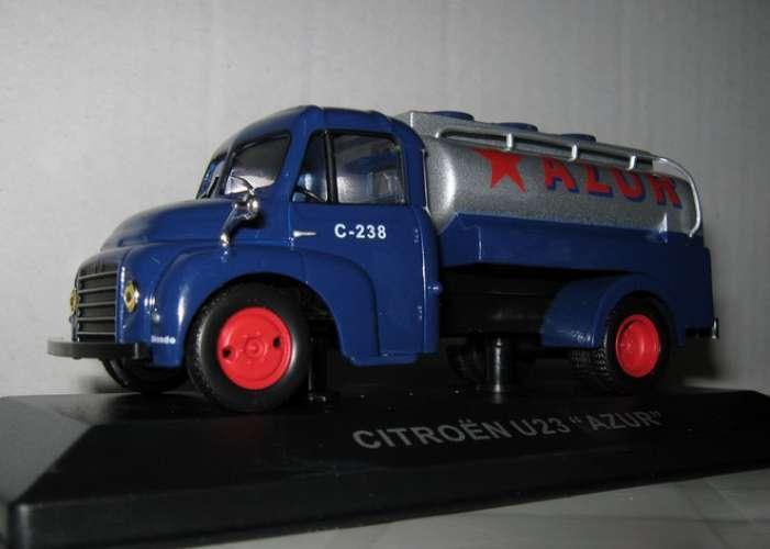 Altaya - Citroën 23 - Carburant AZUR - 33