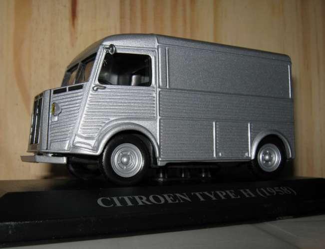 Altaya - Citroën H - 56