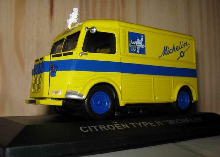 Altaya - Citroën H - MICHELIN - 63