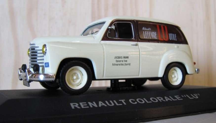 Altaya - Renault Colorale - Biscuit LU - 42