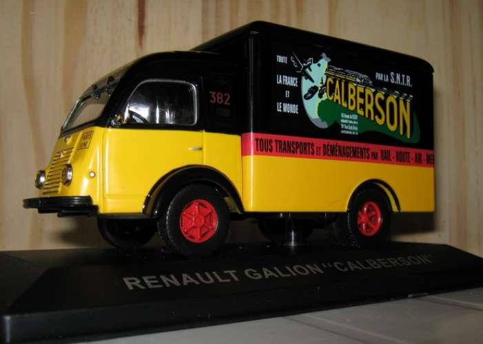 Altaya - Renault Galion - Transport CALBERSON - 75