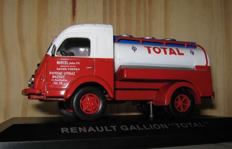 Altaya - Renault Galion - TOTAL - 13