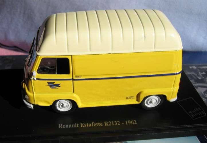 Norev - Renault Estafette - La Poste - Echelle 1/43 ème