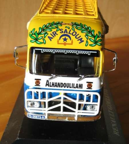 ALTAYA - Saviem SG 2 - Taxi brousse de DAKAR - Sénégal - Echelle 1/43 ème