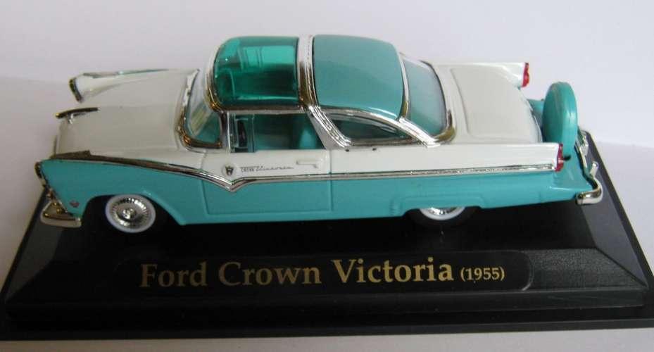 FABBRI - Ford Crown Victoria - Echelle 1/43 ème