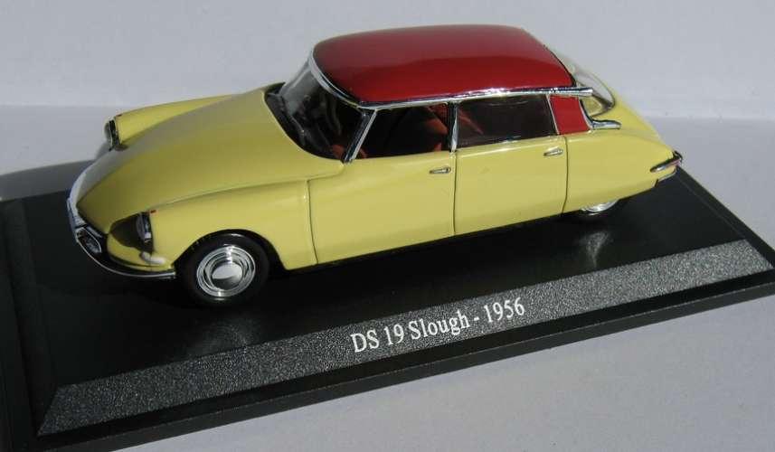 ATLAS - Citroën DS Slough - Echelle 1/43 ème