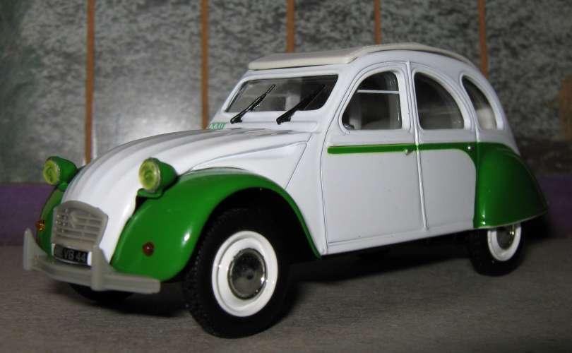 NOREV - Citroën 2 CV - Dolly - Echelle 1/43 ème
