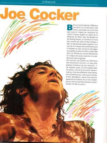 1993 Les génies du rock leur musique, leur vie, leur époque volume 1 Editions Atlas Paris