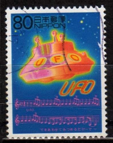 Japon - 2000 - n°2930 (YT)  le 20è Siècle (XV) (O)
