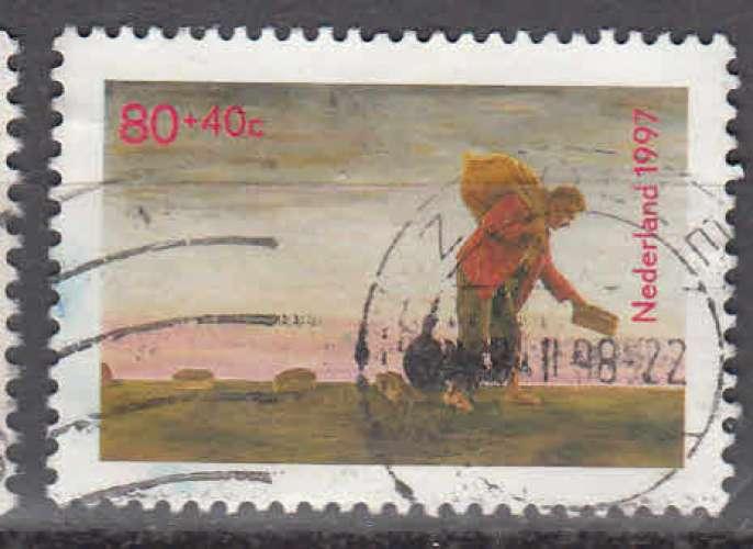 Pays-Bas 1997  Y&T  1607  oblitéré