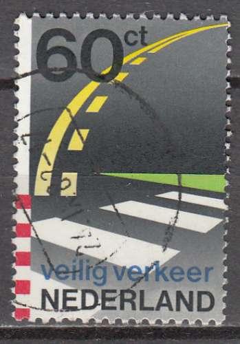 Pays-Bas 1988  Y&T  1188  oblitéré