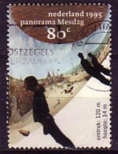 Pays-Bas 1995  Y&T  1497  oblitéré