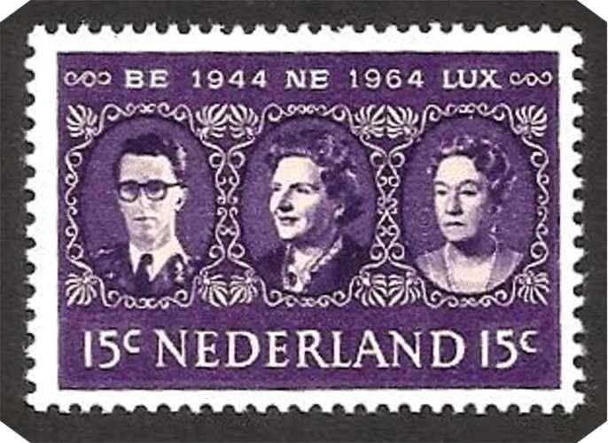 PAYS-BAS 1964 N° 803 * * Neuf  Réf. 17610