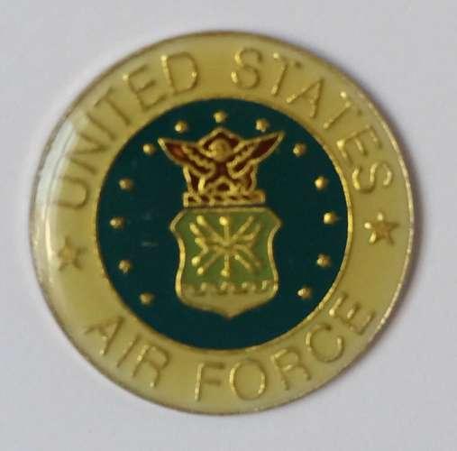 Pin´s US AIR FORCE - Vendu au profit du site