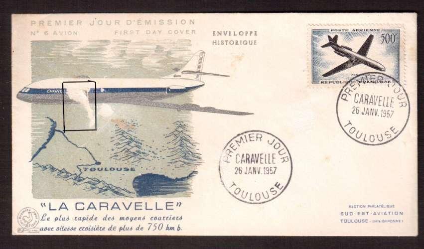 France 1957 PA Y&T 36 (o)