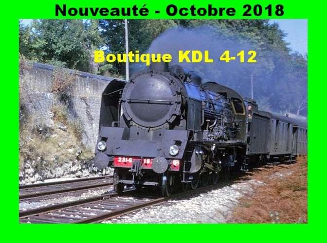 AL - Lot de 29 cartes postales modernes ferroviaires - Région 4 - Sud Ouest