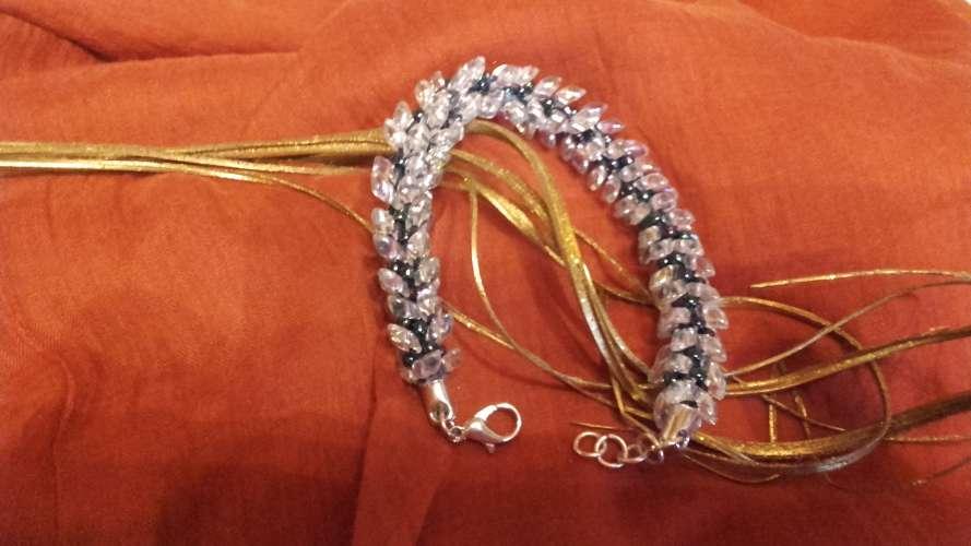 Bracelet arc en ciel