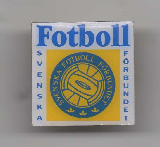 PIN'S - FOOTBALL - Svenska