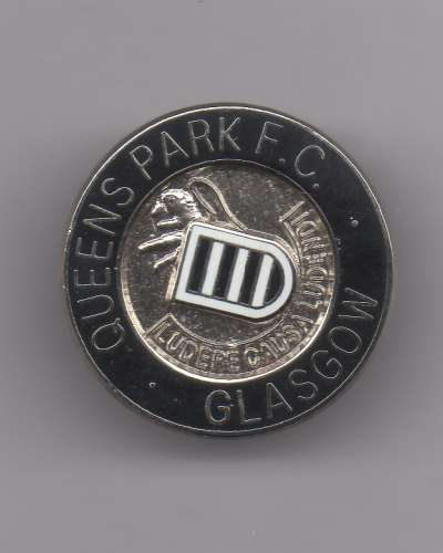 PIN'S - football : Queens Park Glasgow FC