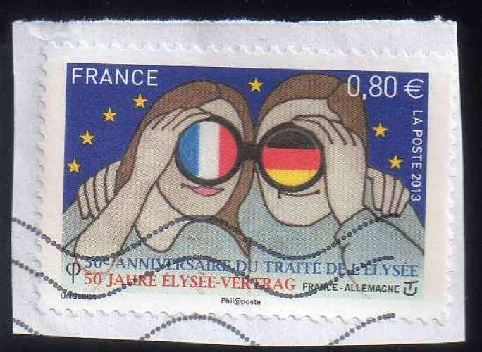 FRANCE 2013 NO 4711 obl