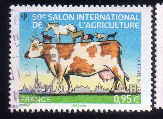 FRANCE 2013 NO 4729 obl