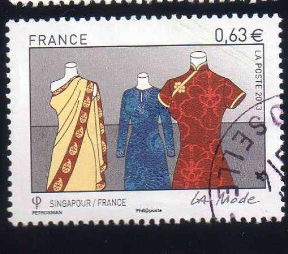 FRANCE 2013 NO 4824 obl
