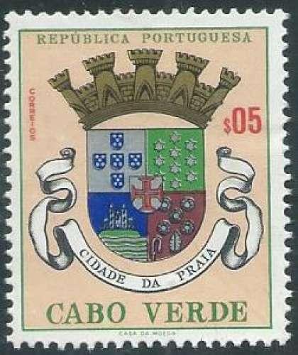Cap Vert - Y&T 0303 (**) - Année 1961 -