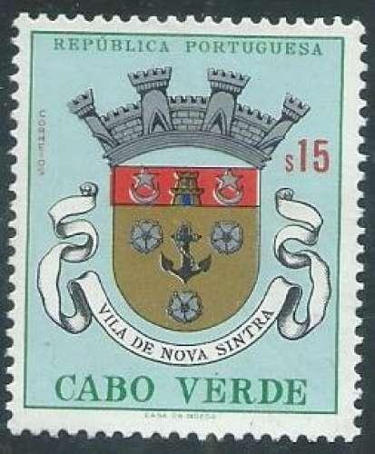 Cap Vert - Y&T 0304 (**) - Année 1961 -