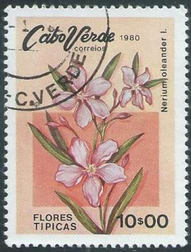 Cap Vert - Y&T 0440 (o) - Année 1980 -