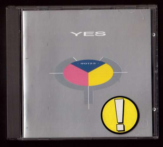 1983 CD  Europe & US Yes 90125  ATCO Records  7 90125-2