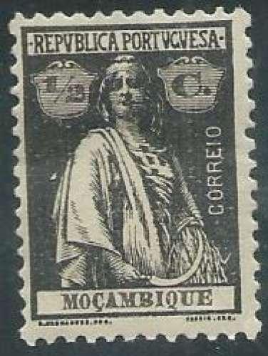 Mozambique - Y&T 0156A (*) - Année 1913 -